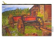 The Buggy, 11x14, Oil, '07 Carry-all Pouch