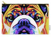 The Bulldog By Nixo Carry-all Pouch