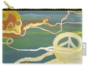 The Burden Of Truth Carry-all Pouch