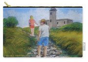 The Cabo Rojo Light House In Puerto Rico Carry-all Pouch