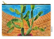 The Cactus From Nigeria Carry-all Pouch