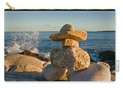The Cairns Of Hunts Point Nova Scotia Carry-all Pouch