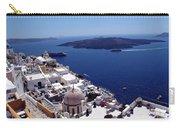 The Caldera, Santorini Carry-all Pouch