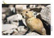 The Call Of The Pika Carry-all Pouch