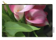 The Calla Lily Carry-all Pouch