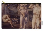 The Calling Of Perseus 1898 Carry-all Pouch