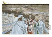 The Calling Of St. Andrew And St. John Carry-all Pouch by Tissot