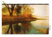 The Calm By The Creek Carry-all Pouch