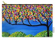 The Calming Tree  Carry-all Pouch