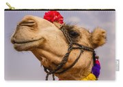 The Camel Beauty Carry-all Pouch