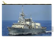 The Canadian Patrol Frigate Hmcs Carry-all Pouch