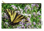 The Canadian Tiger Swallowtail Carry-all Pouch