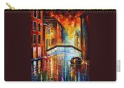 The Canals Of Venice Carry-all Pouch