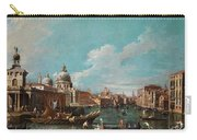 The Cannament Of The Great Canal Carry-all Pouch