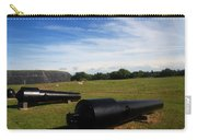 The Cannons At Fort Moultrie In Charleston Carry-all Pouch
