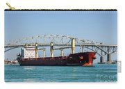 The Cape At Blue Water Bridges Carry-all Pouch