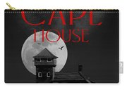 The Cape House Book Cover Carry-all Pouch