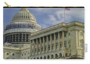 The Capitol Under Construction Carry-all Pouch