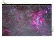 The Carina Nebula And Surrounding Carry-all Pouch