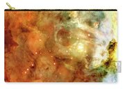 The Carina Nebula Panel Number One Out Of A Huge Three Panel Set Carry-all Pouch