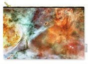 The Carina Nebula Panel Number Two Out Of A Huge Three Panel Set Carry-all Pouch