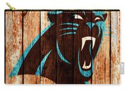 The Carolina Panthers 3b Carry-all Pouch
