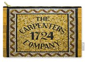 The Carpenters Company Carry-all Pouch
