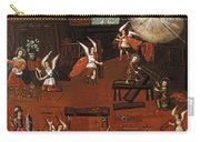 The Carpenters Shop In Nazareth Carry-all Pouch