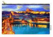 The Castle And The River Carry-all Pouch