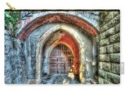 The Castle Door - La Porta Del Castello Carry-all Pouch