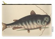 The Cat Fish (silurus Catus) Carry-all Pouch