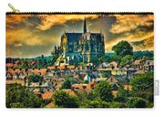 The Cathedral At Arundel Carry-all Pouch