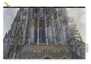 The Cathedral At Ulm Carry-all Pouch