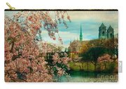 The Cathedral Basilica Of The Sacred Heart Carry-all Pouch