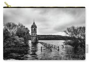 The Cathedral Of Fish Bw Carry-all Pouch