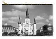 The Cathedral - Bw Carry-all Pouch