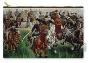 The Cavalry Carry-all Pouch by WT Trego