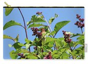 The Cedar In The Lilac Carry-all Pouch