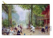 The Chalet Du Cycle In The Bois De Boulogne Carry-all Pouch