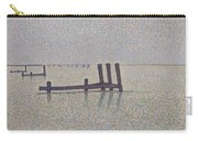The Channel At Nieuport Carry-all Pouch