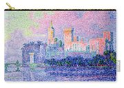 The Chateau Des Papes Carry-all Pouch