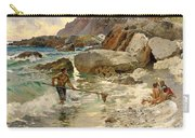 The Children Of The Sea - Capri Carry-all Pouch