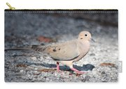 The Chipper Mourning Dove Carry-all Pouch