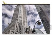 The Chrysler Building In Nyc Usa Carry-all Pouch