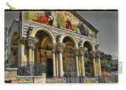 The Church Of All Nations Carry-all Pouch
