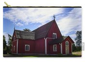 The Church Of Kustavi Carry-all Pouch
