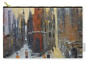 The City At Sunset Carry-all Pouch
