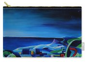 The City At The Sea Carry-all Pouch