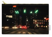 The City In A Rush Carry-all Pouch