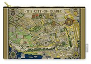 The City Of Quebec Canada Carry-all Pouch